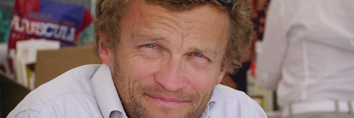 Sylvain Tesson nel 2011