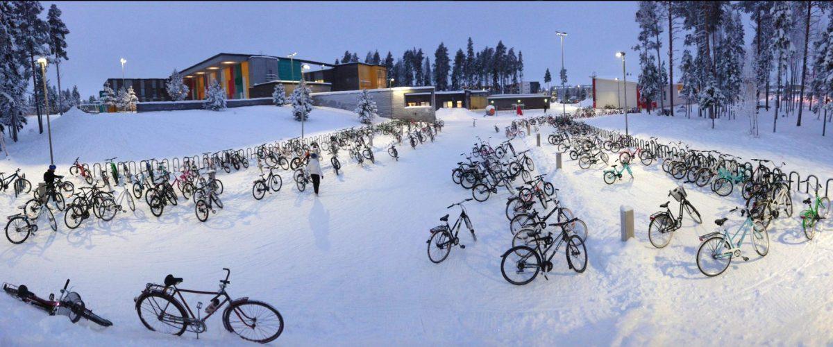 Bici in Finlandia
